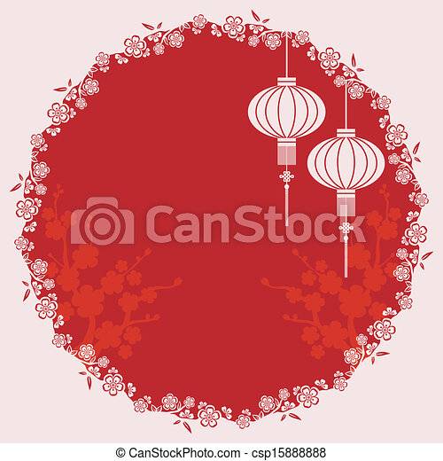 Oriental Lantern Oriental Chinese Lantern