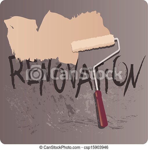 Kitchen Remodel Clip Art