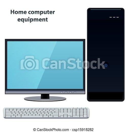 Desktop computer - csp15918282