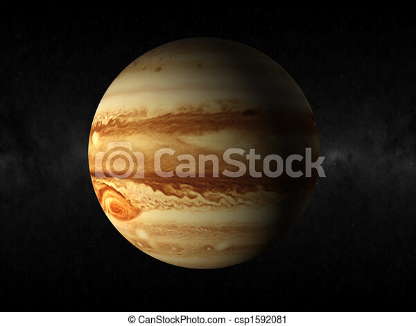 jupiter planet line drawings - photo #37