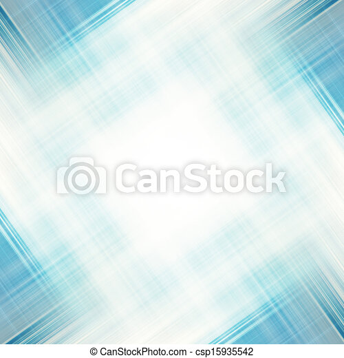 Abstract blue background - csp15935542