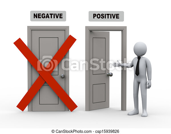how to detect negative energy in a person