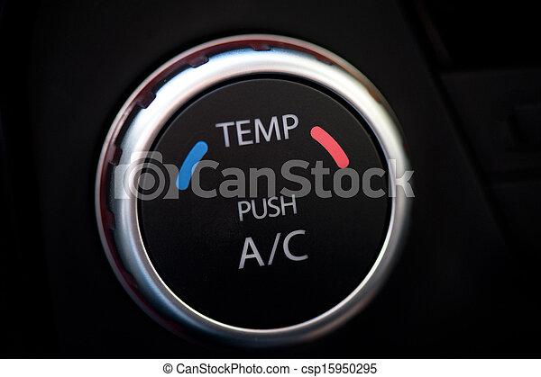 Automobile air conditioner - csp15950295