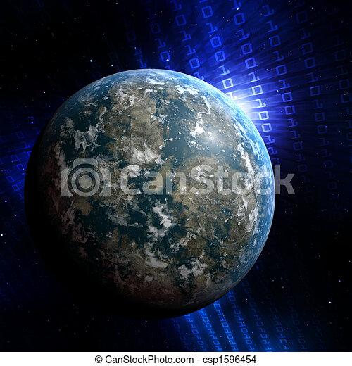 Global data transfer - csp1596454