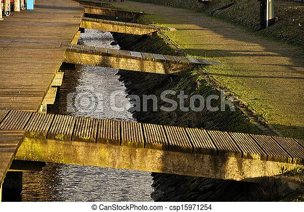 Small bridges - csp15971254