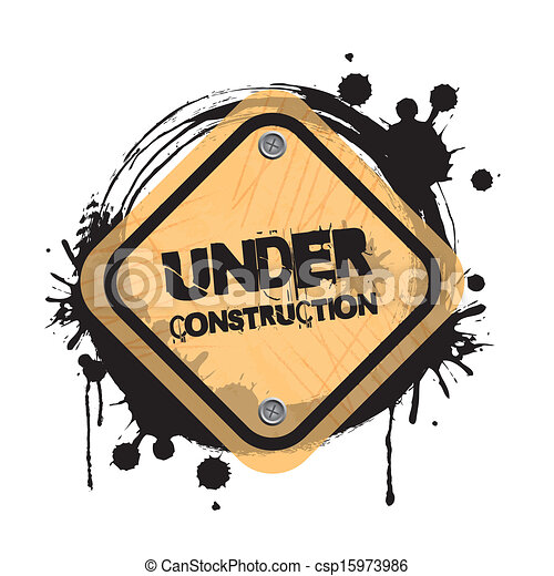 under construction clipart black and white under construction    Under Construction Clipart Black And White