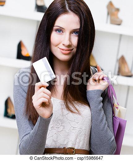 tarjeta de crédito hembra fetiche