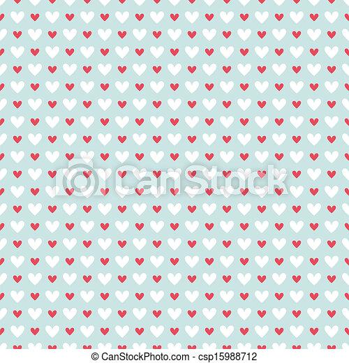 Heart Clip Art Wallpaper Retro Abstract Heart Seamless