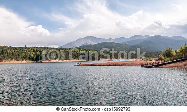 Crystal Lake, Colorado Springs - csp15992793