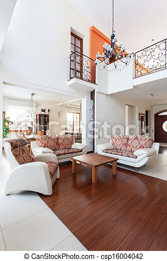 Classy house - living room interior