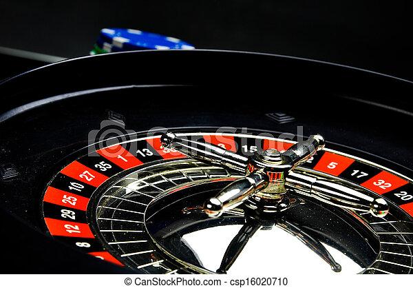 Casino, roulette, gambling games - csp16020710