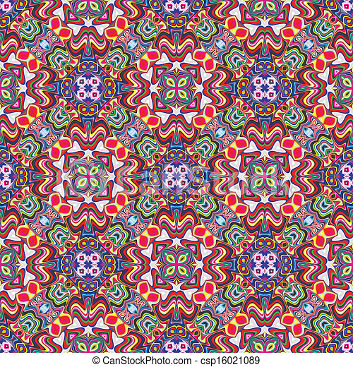Vector Of Indian Fabric Design Trendy Textile Pattern