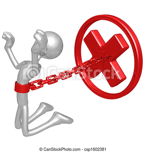 Chained To Rejection - csp1602381