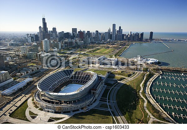 Chicago, Illinois. - csp1603433