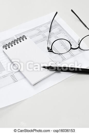 Financial accounting - csp16036153