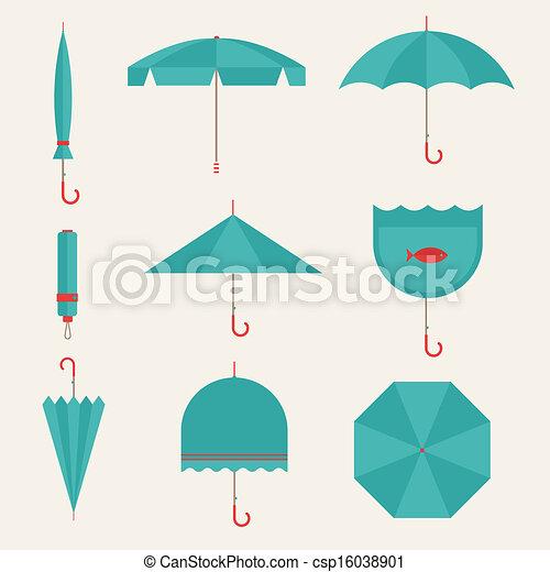vector clipart of umbrella icons vector umbrellas beach umbrella clip art free beach umbrella clip art transparent