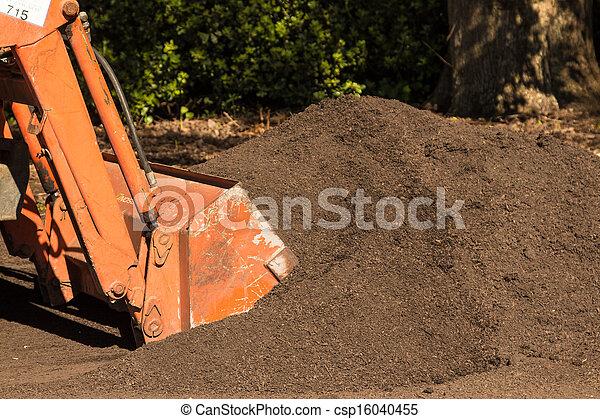 Topsoil - csp16040455