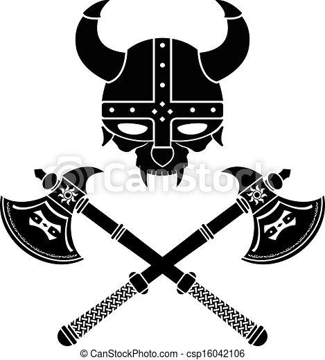 fantasy viking helmet - csp16042106
