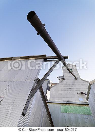 grano, ascensore - csp1604217
