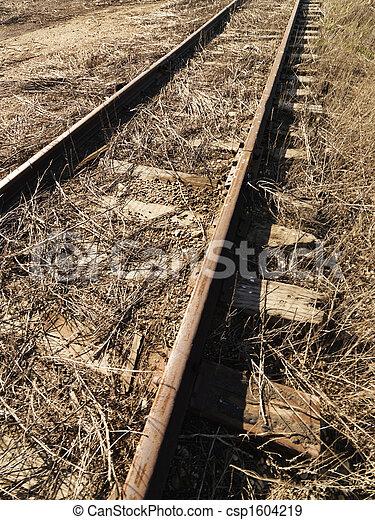 Järnväg - csp1604219