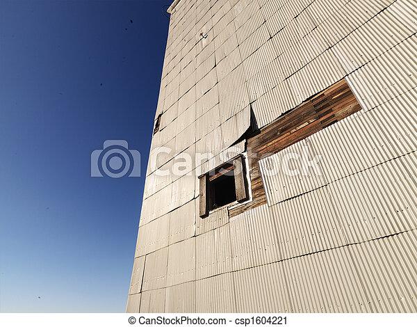 byggnad, exterior. - csp1604221