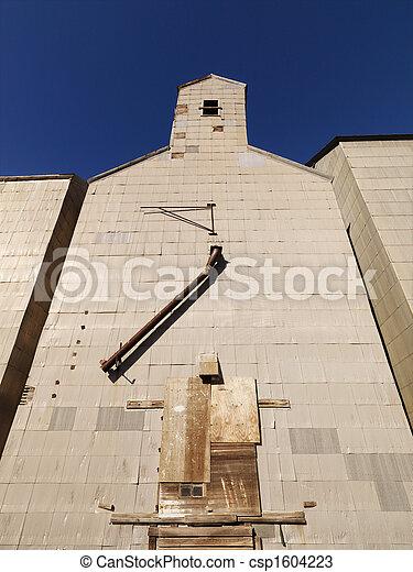 grano, ascensore - csp1604223