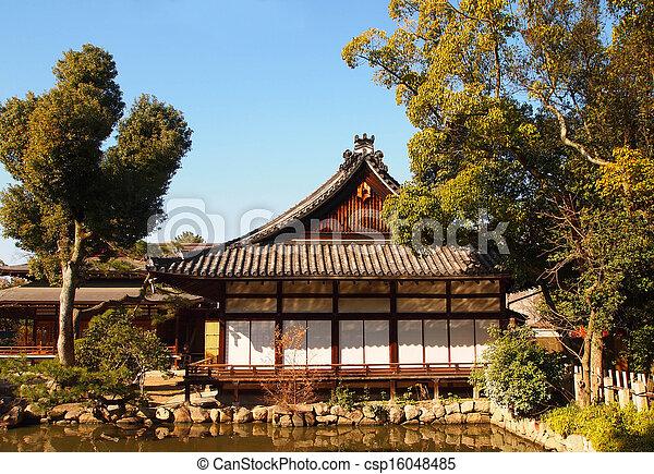images de traditionnel japon bois tokyo maison. Black Bedroom Furniture Sets. Home Design Ideas