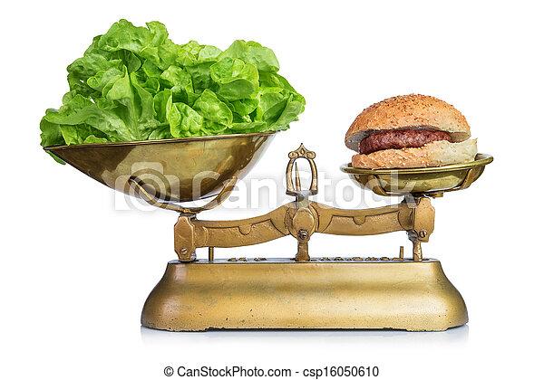 Healthy food - csp16050610