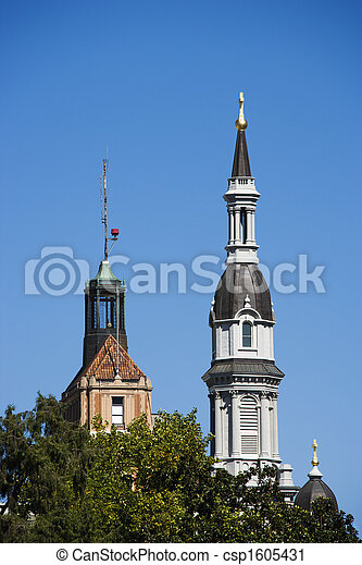 Cathedral of the Blessed Sacrament - csp1605431