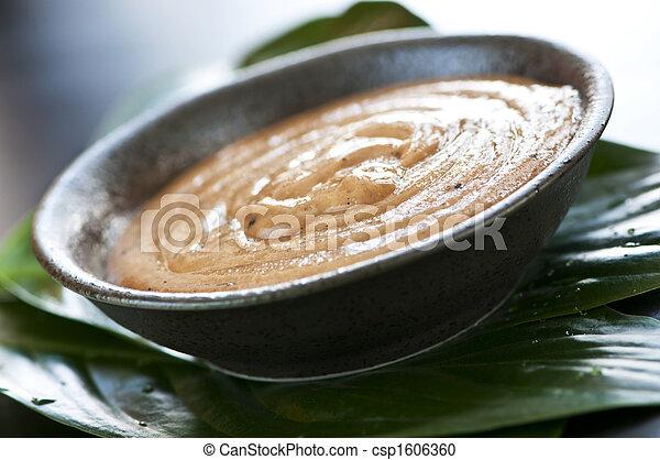 Green tea scrub - csp1606360