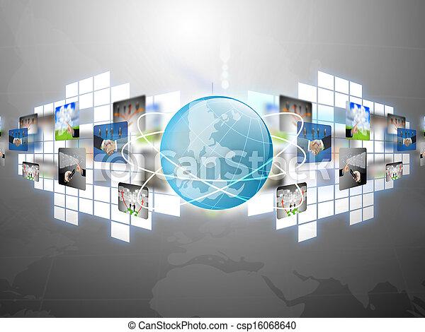 globe business - csp16068640