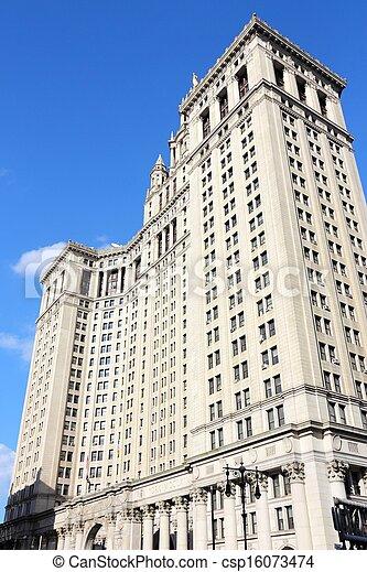Manhattan Government - csp16073474