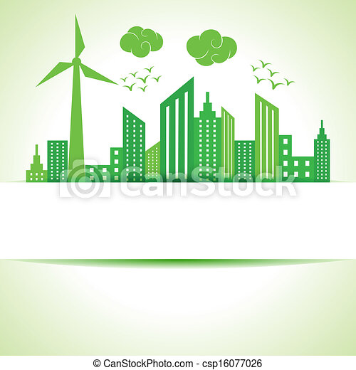 ecology concept- save nature  - csp16077026