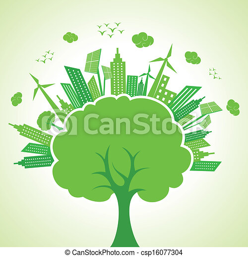 - ecology concept- save nature - stock illustration, royalty free ...: www.canstockphoto.com/ecology-concept-save-nature-16077304.html