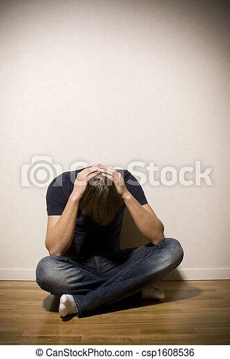 depression - csp1608536