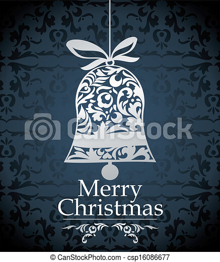 vector christmas design - csp16086677
