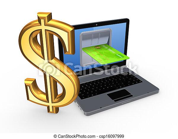 Banking concept. - csp16097999