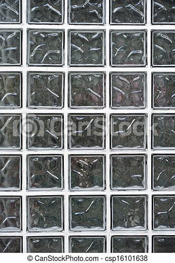 stock de fotos ladrillo de vidrio textura