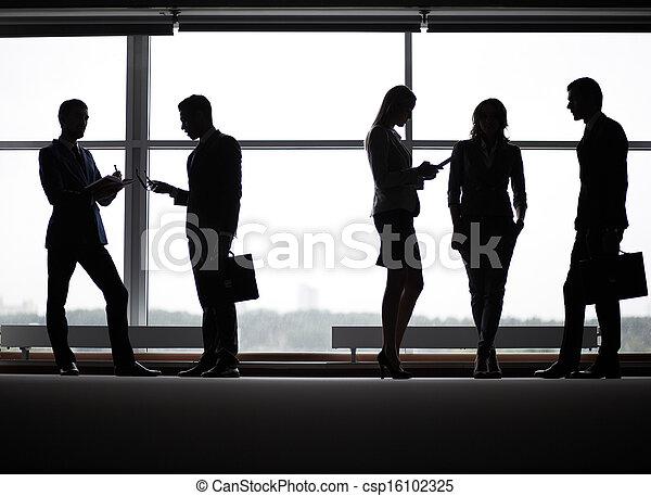 コミュニケーション, ビジネス - csp16102325