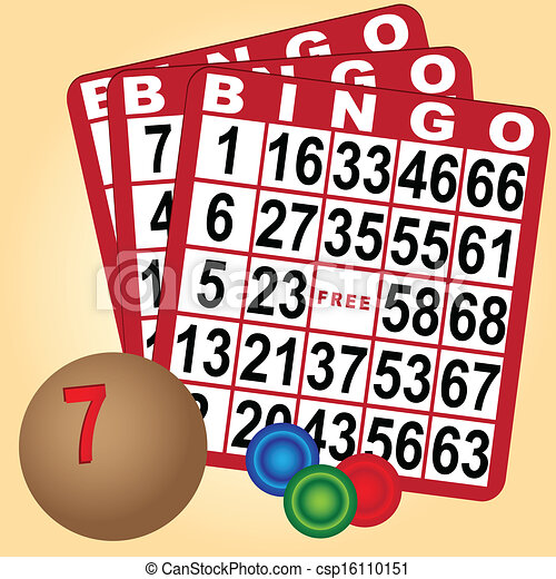clipart vector of bingo set with wood balls set to play bing clip art free downloads microsoft bing clip art free downloads july 4