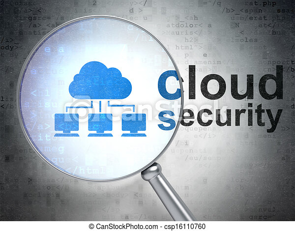 Cloud networking concept: Cloud Network and Cloud Security with - csp16110760