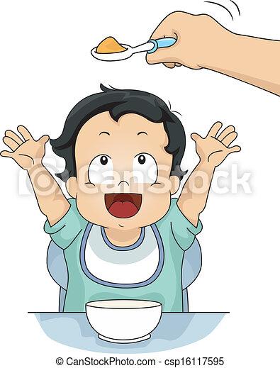 Baby Food - csp16117595