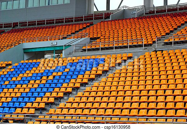 Archivi immagini di tribuna coperta stadio vuoto posto for Piani di coperta 16x20