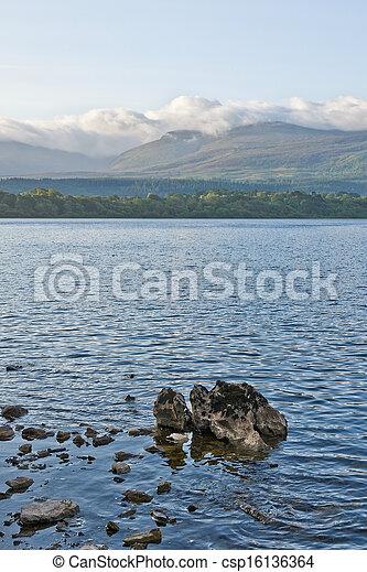 Mangerton Mountain Killarney - csp16136364