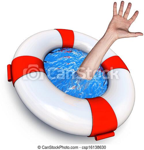 rescue - csp16138630