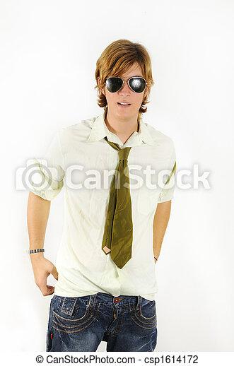 Teen fashion model - csp1614172