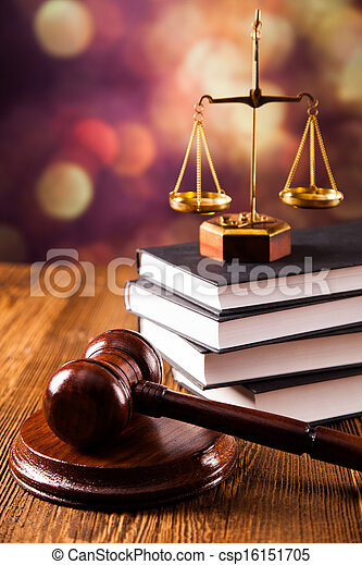 Law concept - csp16151705