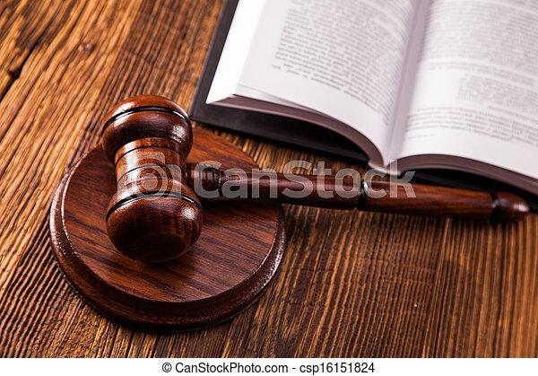 Law concept - csp16151824