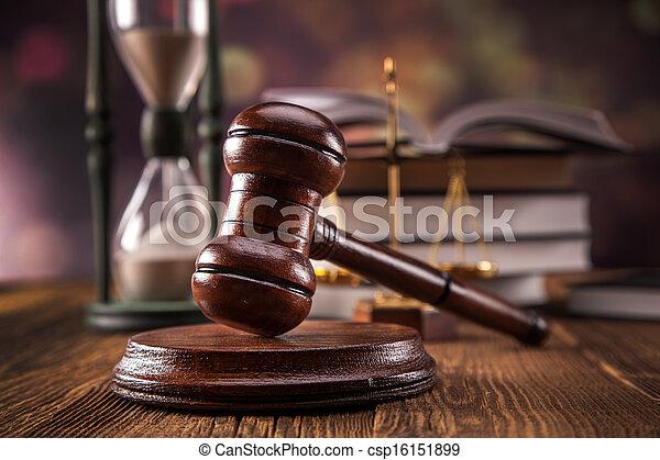 Law concept - csp16151899
