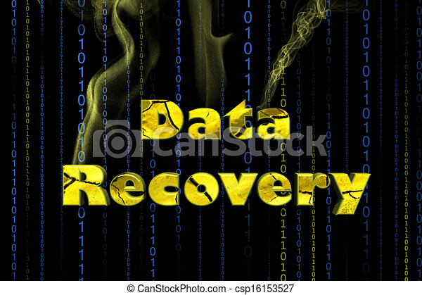 Data recovery - csp16153527